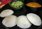 Idli ~ South India's Pride (Rice Cakes)