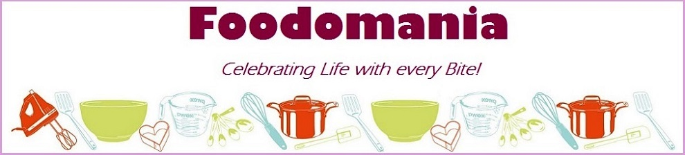 Foodomania header image