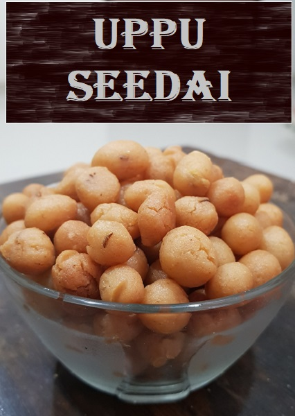 Homemade Seedai Recipe