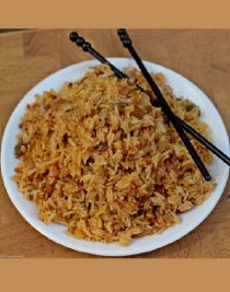 Garlic Fried Rice image
