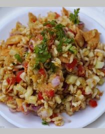Foodomania Featured Pic - Bhel Puri