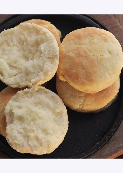 Buttermilk Biscuits from scratch image
