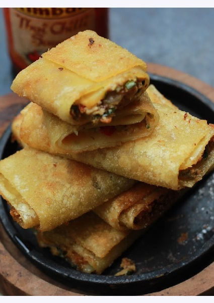 Fried Lasagna Rolls image
