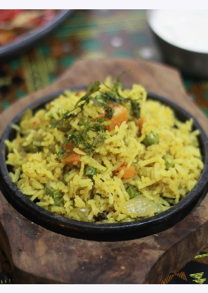 Foodomania Featured Pic - Masala Bhaat