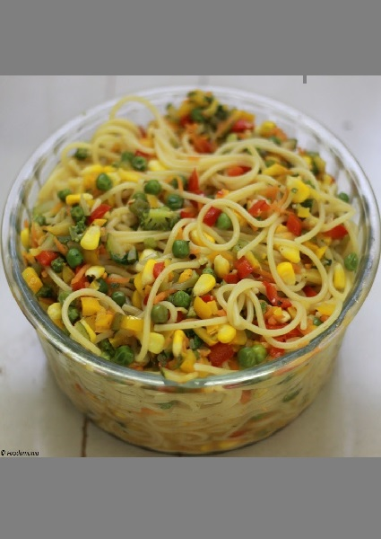 Foodomania Featured Pic - Pasta Primavera