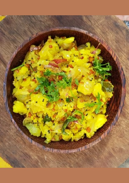 South-Indian Potato Masala image