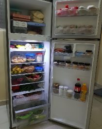 Foodomania Featured Pic - LG Inverter Linear Fridge - ProductReview