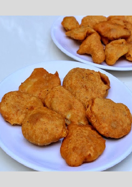 Vegetable Bajji (Bhajiyas) image