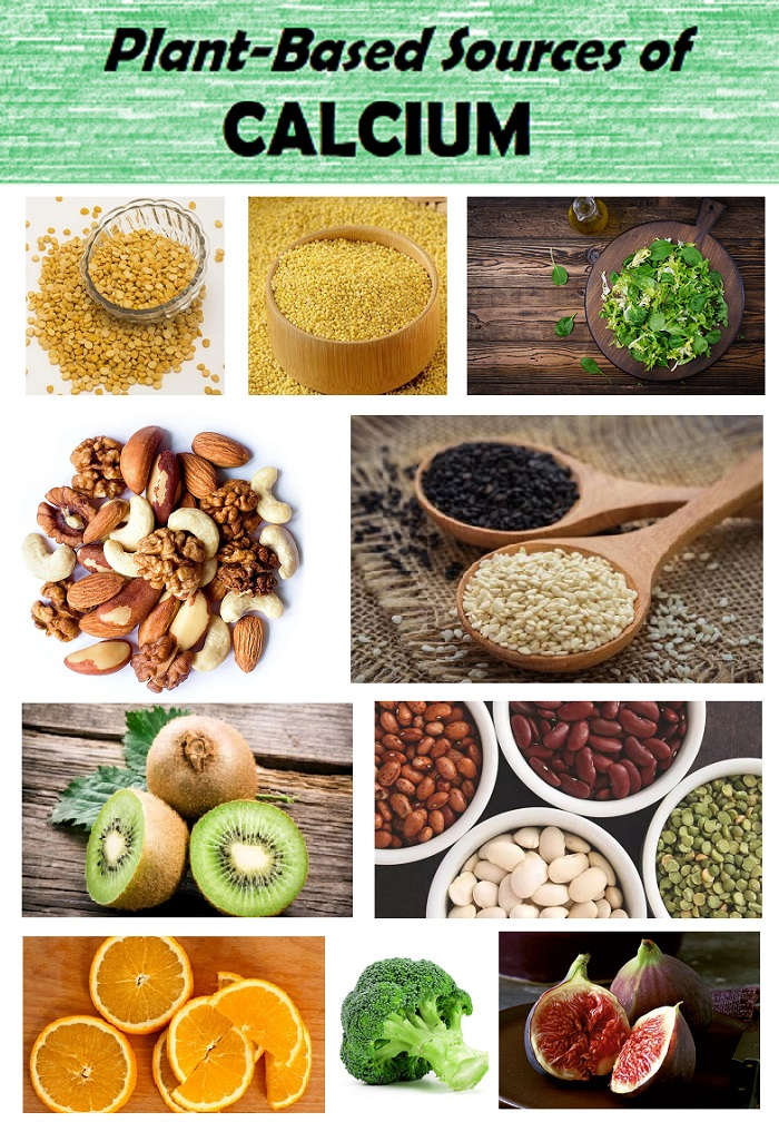 40 top Plant-Based sources of Calcium image