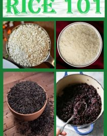rice 101 - all you need to know about rice