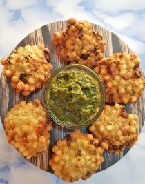 How to make Sabudana Vada at home - Recipe - Foodomania by Kavitha Ramaswamy
