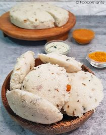 Kanchipuran Idli Recipe | How to make kanchipuram kovil idli by Kavitha Ramaswamy